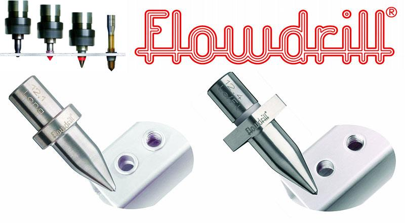 Fliessformer-flowdrill