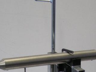 Der Montagehelfer MS1 zum Einhaengen von Gelaendern