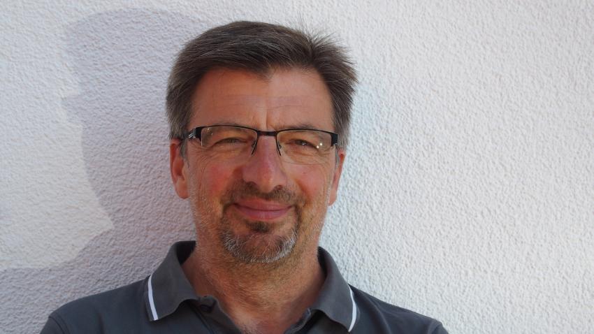 Geschaeftsfuehrer Dirk Weisel