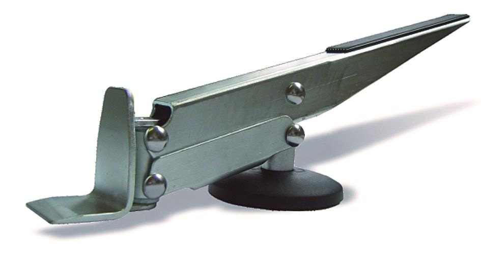 Einfaches aber effizientes Werkzeug bei der Türmontage