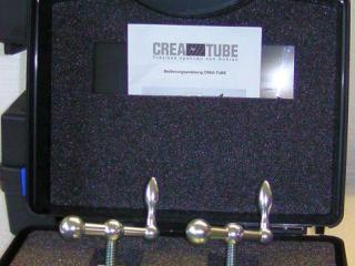 Rohrzentrierer Crea-Tube Transportkoffer