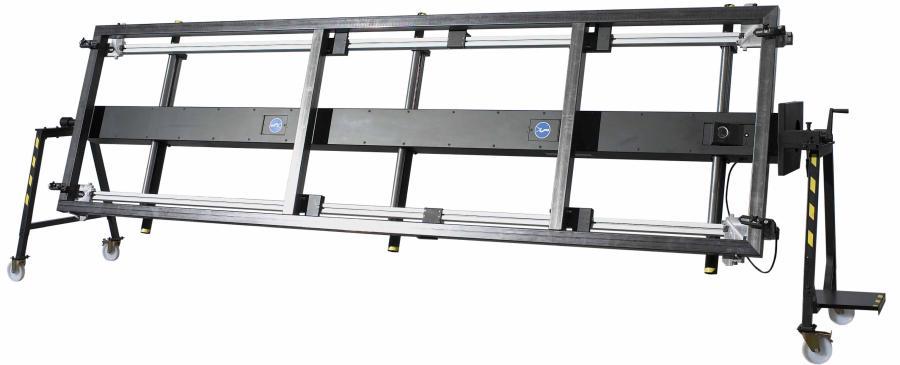 Sonderloesung CREA-SWISS in 5m Laenge