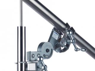 Rohrzentrierer Crea-Tube Rundrohrzentrierung im exakten Winkel trotz verschiedener Durchmesser