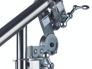Rohrzentrierer Crea-Tube Zentrierung verschiedener Durchmesser im exakten Winkel