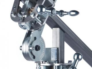 Rohrzentrierer Crea-Tube Zentrierung von Vierkantrohren im exakten 120 Grad Winkel