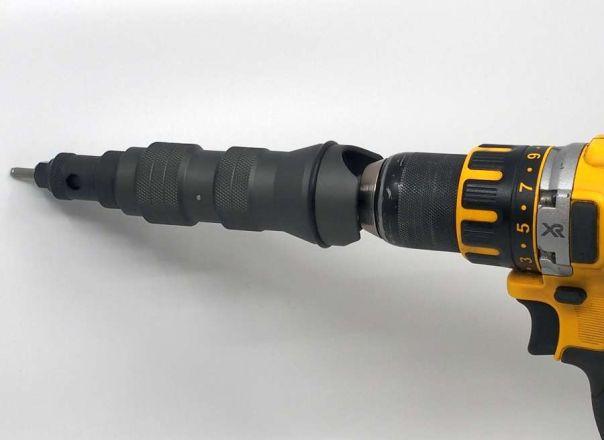 Blindnieter-Aufsatz-Akkuschrauber-Nietpistole