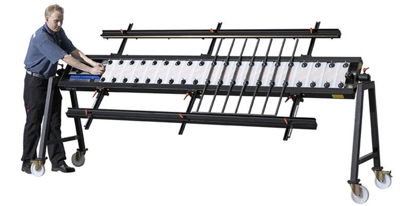 Geländer & Rahmen